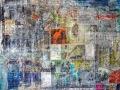 Bilder und Gedanken der Vergangenheit verblassen nach und nach, 120 x 150