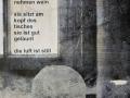 Serigrafie, das huhn sieht aus wie sie, ev 12, t131