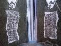 Künstlerfaltbuch Proust 2 mit festen Deckeln und Arbeitstexten