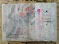 Künstlerbuch 06-2 Jun Art Diary 2019 dailypoetry