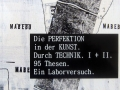 Fotobuch Die Perfektion in der Kunst. Durch Technik. I + II.